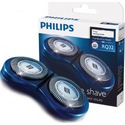photo de Philips RQ32/20 tête de rasoir pour rasoir électriques Philips 2 têtes série RQ3--, YS52-, YS53-.