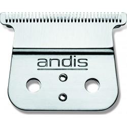 photo de Lame (tête de coupe TC23570) en T de 0.1mm de finition pour tondeuse cheveux ANDIS PMC2