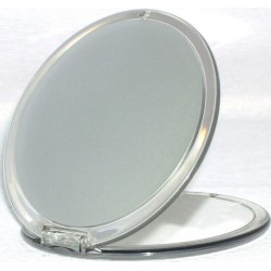 photo de Miroir de sac grossissant X10 rond 11cm, (63202T)