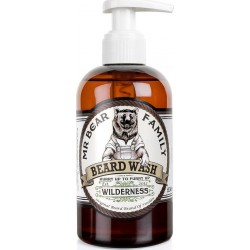 photo de Shampoing à Barbe Wilderness 250ml MR BEAR FAMILY