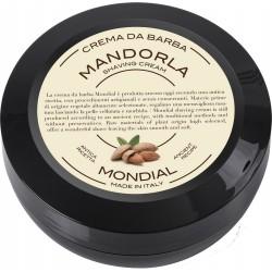 photo de Crème à barbe MANDORLA, amande douce 75ml MONDIAL 1908