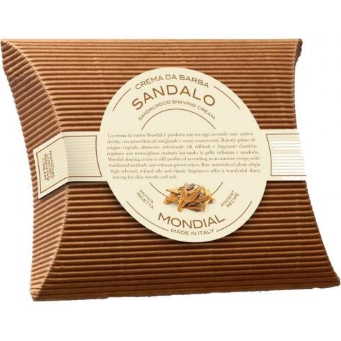 photo de Recharge savon-crème à barbe SANDALO, bois de santal MONDIAL 1908