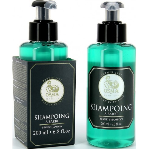 photo de Shampoing à Barbe 200ml OSMA
