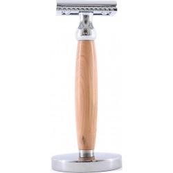 photo de Rasoir de Sécurité manche en bois de Cade (RSBC) Gentleman Barbier