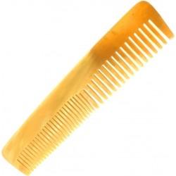 photo de Peigne Cheveux de Poche en corne véritable 13cm LORDSON