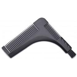 photo de Peigne guide pour barbe à modeler Noir (PEGUBANO) Lordson