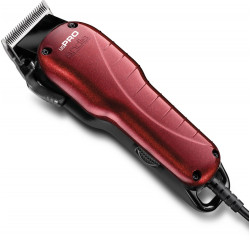 photo de Tondeuse cheveux secteur US PRO rouge moteur magnétique 8W ANDIS