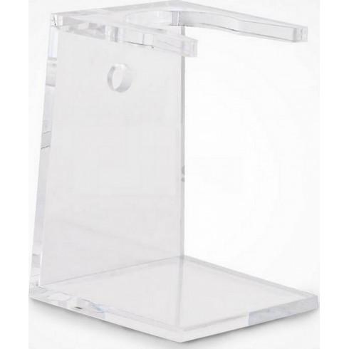 photo de Support porte Blaireau plastique transparent LORDSON