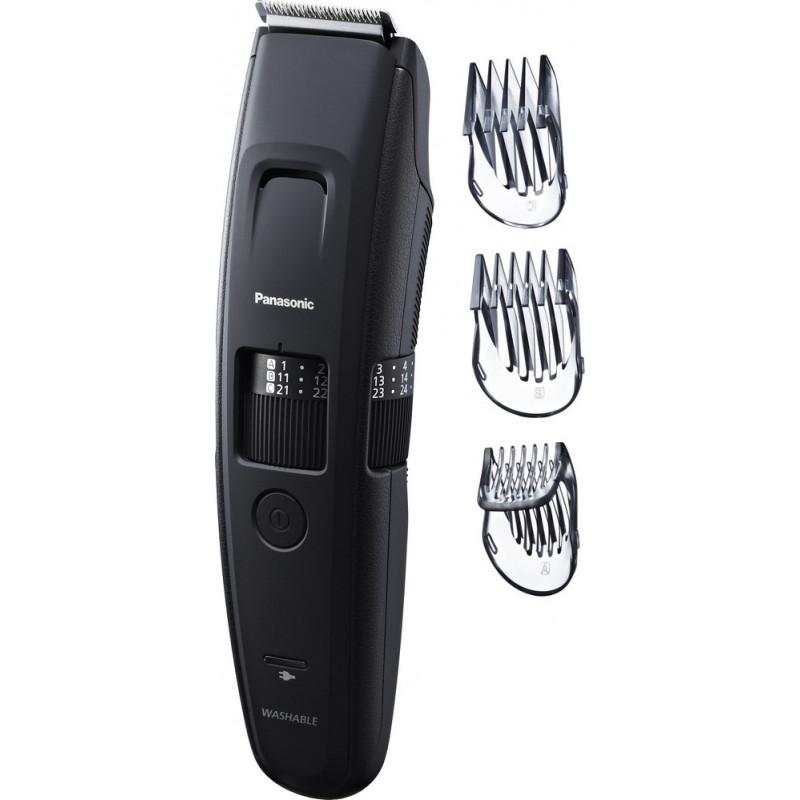 panasonic er gb86 k503 tondeuse barbe de 0 5 30mm id ale pour barbe longue rechargeable et. Black Bedroom Furniture Sets. Home Design Ideas