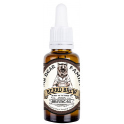 photo de Huile de Rasage 30ml MR BEAR FAMILY