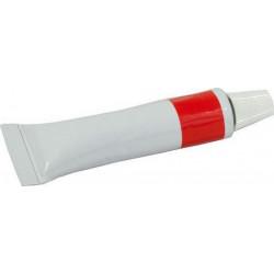 Tube de pâte Rouge 8gr 5ml, pour l'entretien des cuirs d'affutage HEROLD
