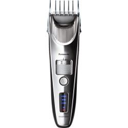 Tondeuse cheveux rechargeable PANASONIC ER-SC60 Silver, moteur linéaire, 38 hauteurs de coupe