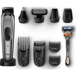 tondeuse-barbecheveux-silver-10en1-corps-nez-oreilles-precision-4sabots-braun