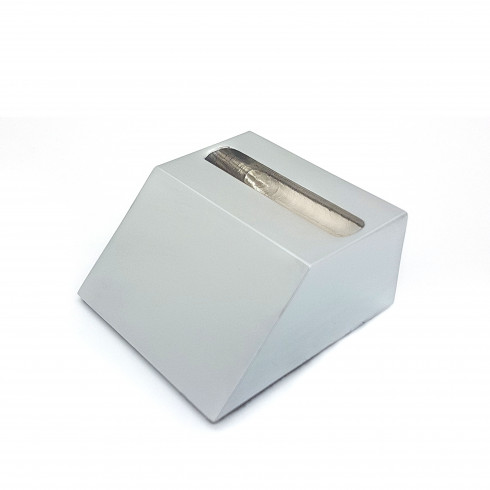 photo de Support porte rasoir Mach3 Inox LORDSON