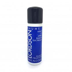 photo de Lotion avant rasage électrique peau fragile 125 ml (praflo) Lordson
