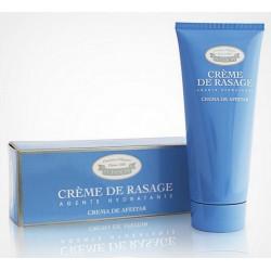 Crème de rasage PLISSON pour une utilisation AVEC ou SANS blaireau 100ml