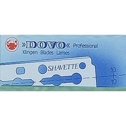 photo de Boîte de 10 Lames pour Shavette 201081 Dovo (adaptable sur support noir)