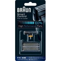 photo de Braun 30B CombiPack, grille et couteau pour rasoir séries 7000/4000 Synchro Pro